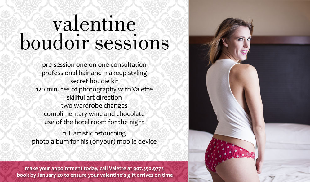 valentine sessions booty