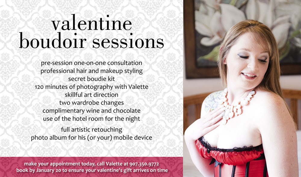 valentine sessions style